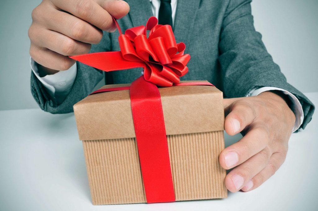 Присушка мужчины на подарок 16
