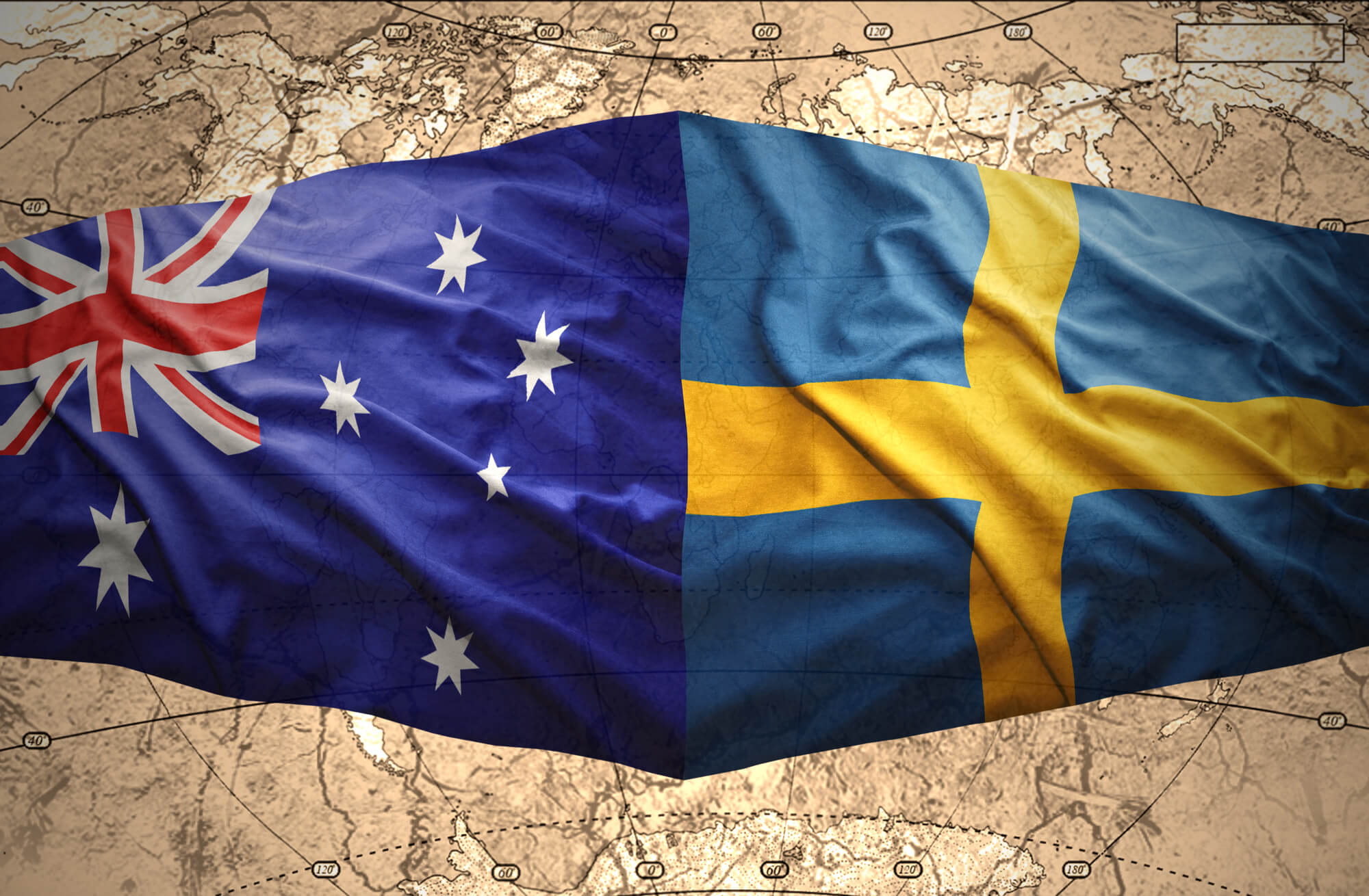 Sweden Or Australia Where Should You Migrate VisaOne - Sweden tunnelbana map