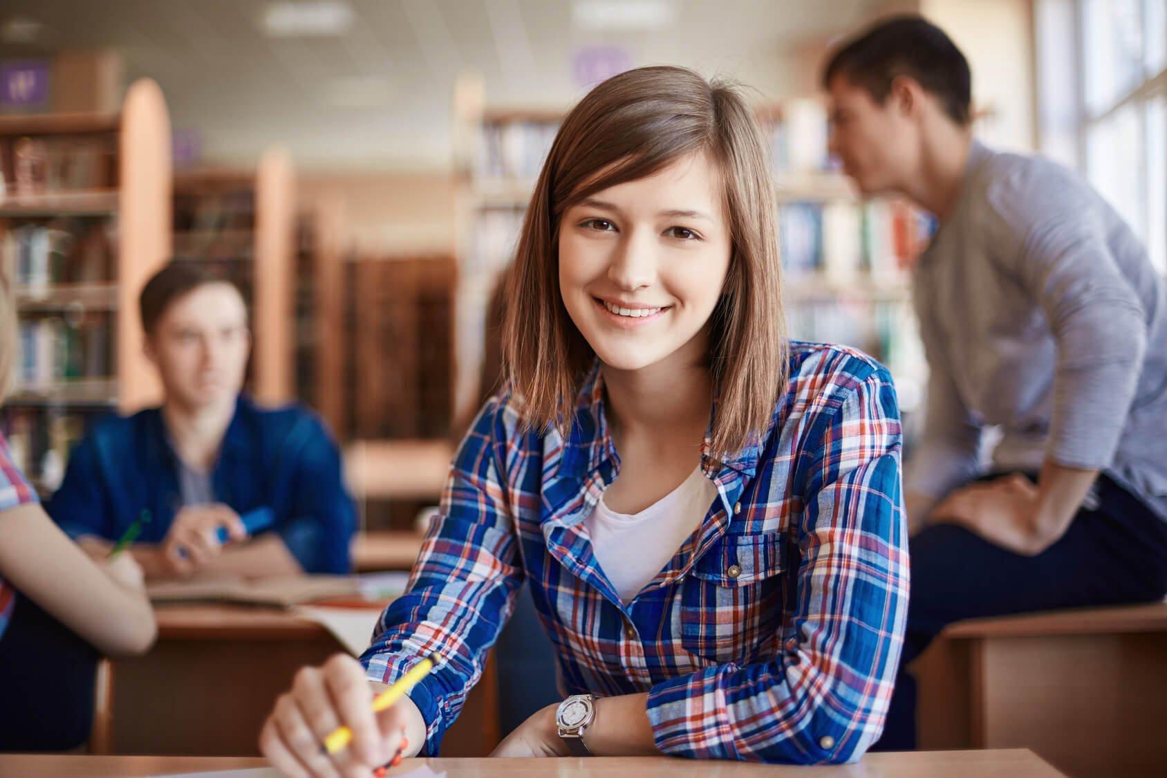 Teen dating versus studying